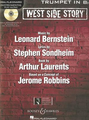 West Side Story for Trumpet By Bernstein, Leonard (COP)